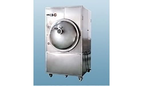 Batch type of microwave vacuum drying equipment