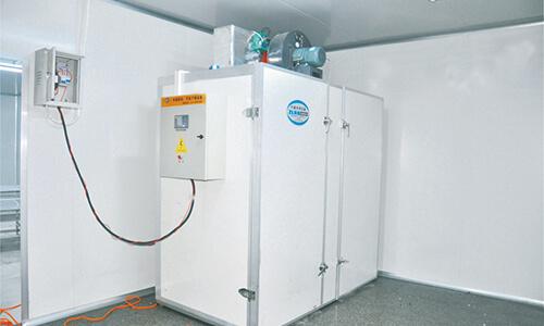 PTC hot air dryer
